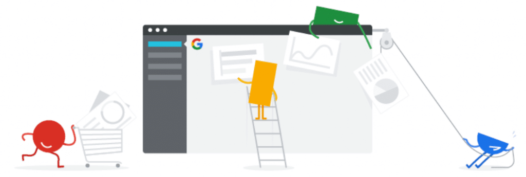 The Google Site Kit plugin.