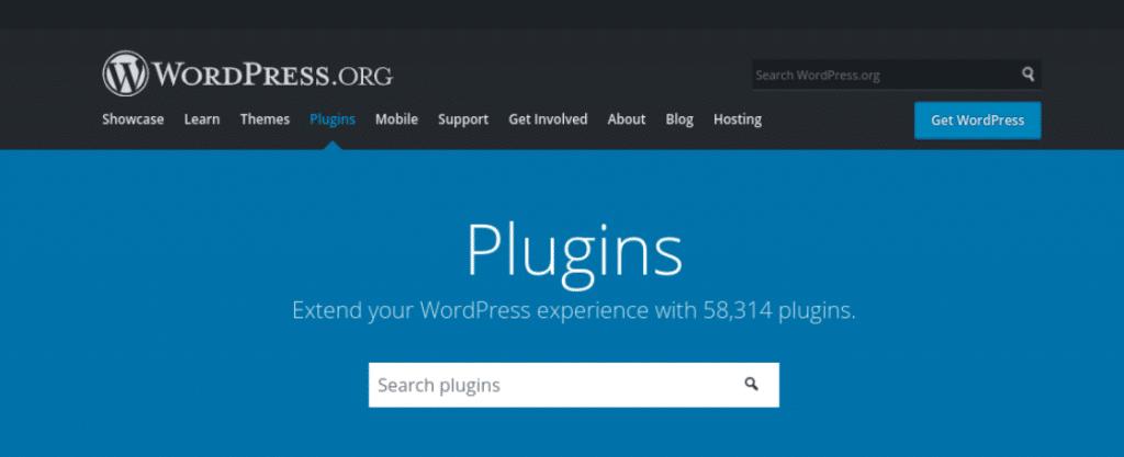 The WordPress Plugin Directory.