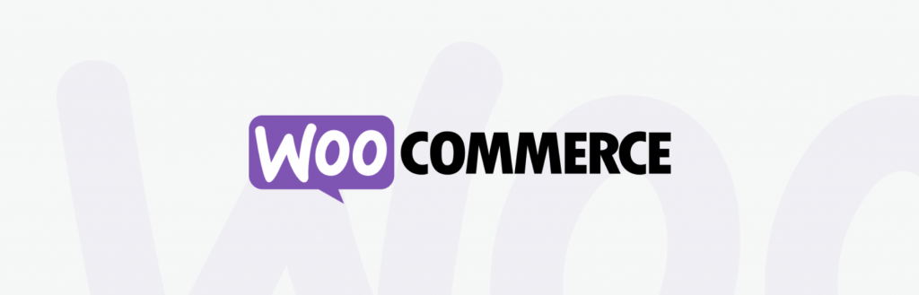 The WooCommerce plugin for creating an e-commerce store.