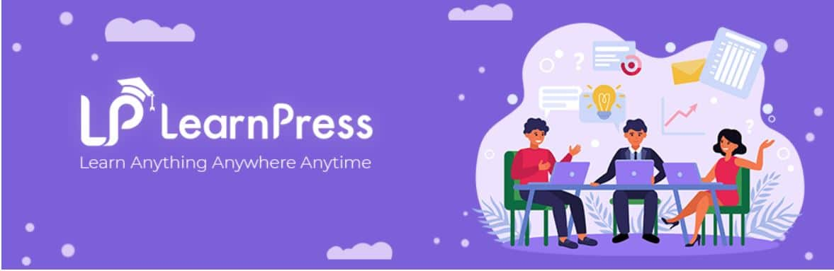 LearnPress is one of the best online course plugins for WordPress.