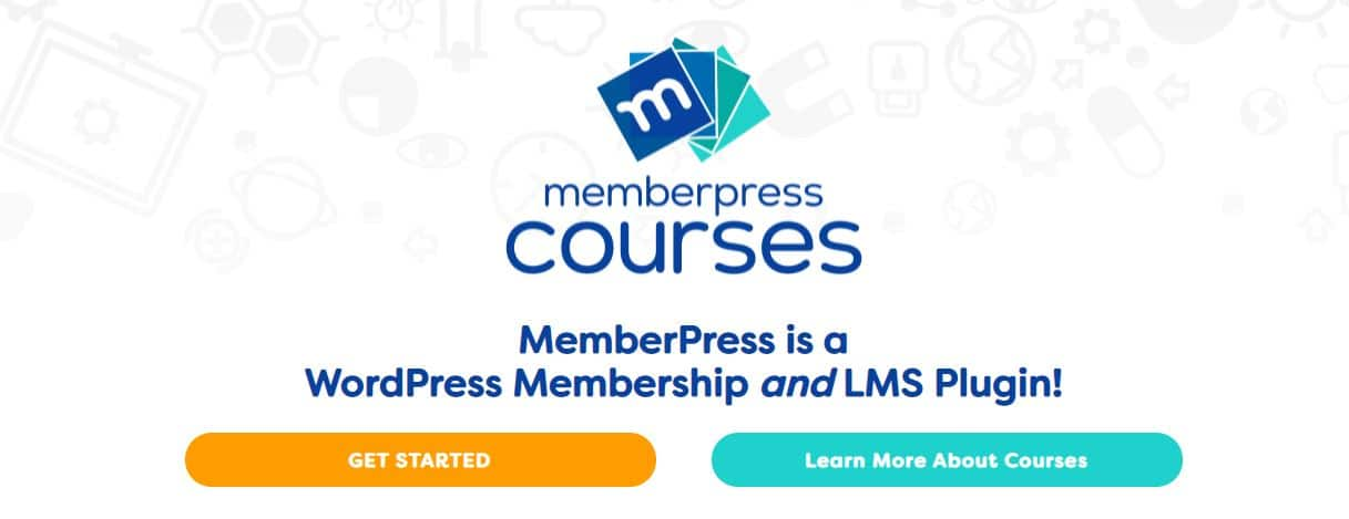 MemberPress enables you set up a members-only area on your site and deliver professional courses.