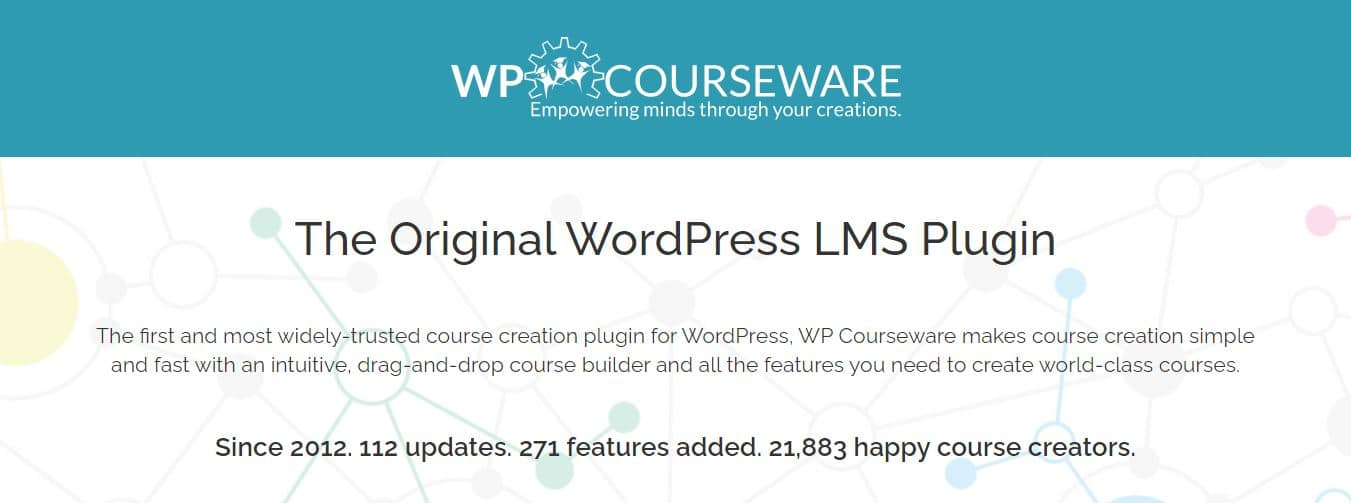 WP Courseware is one of the most powerful online course plugins for WordPress sites.